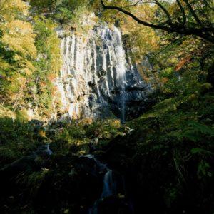 青垂滝(雌滝)