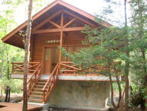 シラビソ小屋