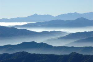 乗鞍の雲海
