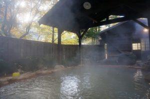 平湯の湯(秋)