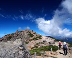 乗鞍岳 (画像提供:飛騨乗鞍観光協会)