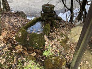 福地の湧き水
