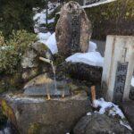 丹生川町 長寿水