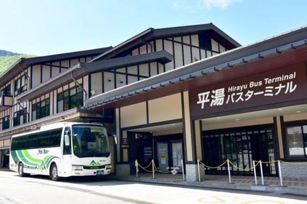 平汤巴士总站